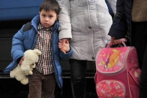 Рівненська ОДА оголосила про благодійну акцію Мінсоцполітики проводить благодійну акцію зі збору коштів для переселенців