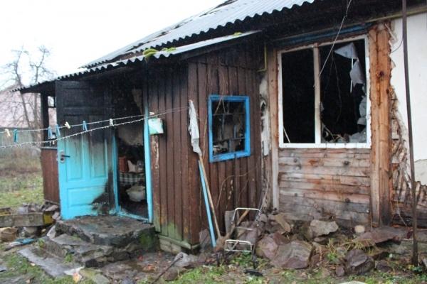 Двоє дітей згоріли живцем у Рокитному (Фото, відео)