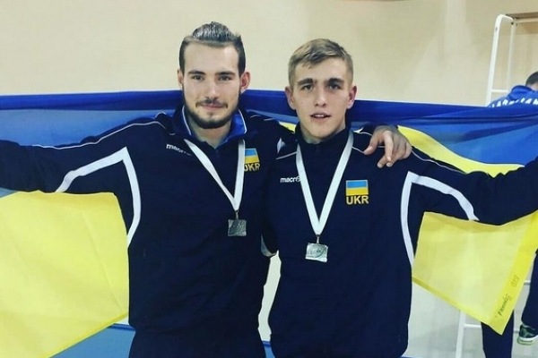 Рівненський волейболіст у складі збірної України здобув срібло у Білорусі (Фото)
