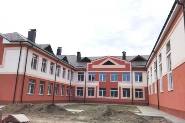 У Корнині, що біля Рівного завершують реконструкцію школи
