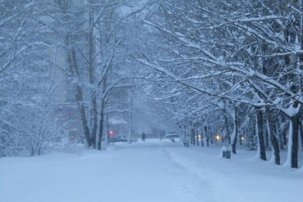 Обережно! На Рівненщину насуваються сніг та приморозки!
