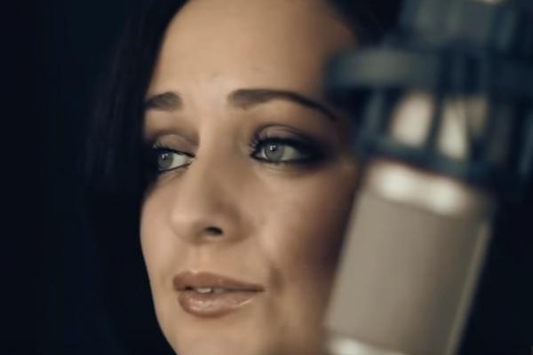 Рівненська співачка-волонтерка Христина Панасюк презентувала нову пісню (Відео)
