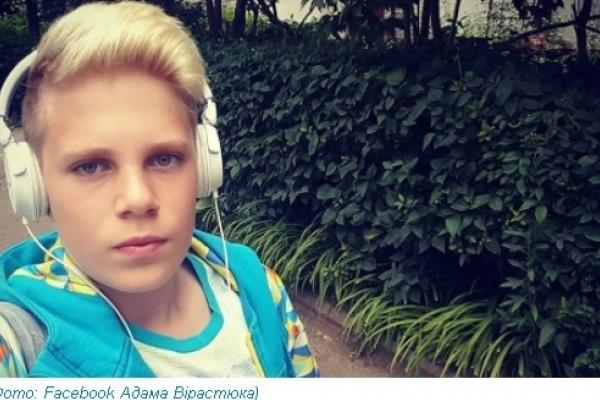 Сина відомого стронгмена Вірастюка збили прямо на пішохідному переході (Фото, відео)