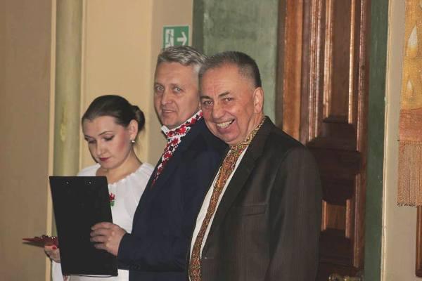 Композитор Андрій Пастушенко дав у Рівному творчий звіт-концерт «Бандури срібний передзвін»