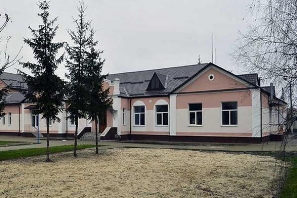 На Рівненщині відкриють ще один дитячий садок (Фото)