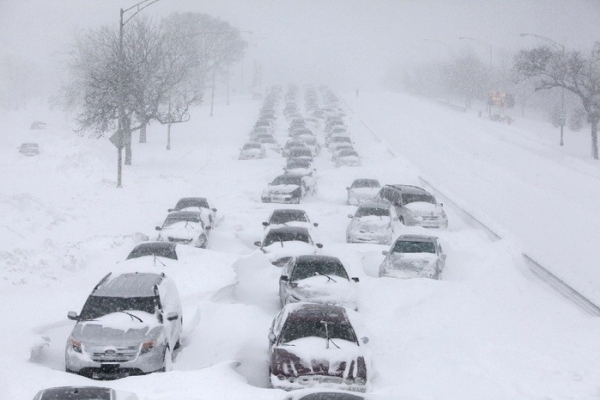 У Рівненській області прогнозують до 5 см снігу