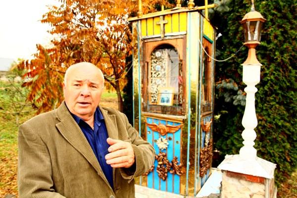 Готовий продати батьківські паї задля відродження княжого монастиря житель села Панталія, що в Дубенському районі на Рівненщині