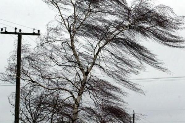 Сьогодні - сильні вітри: рятувальники попереджають про погіршення погодніх умов!