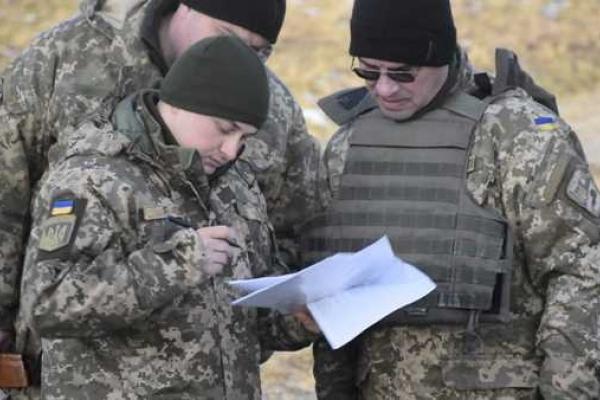 В управлінні оперативного командування «Захід» екзаменували офіцерів