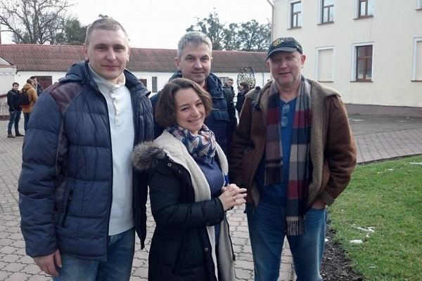 На Рівненщину завітали відомі журналісти (Фото, відео)