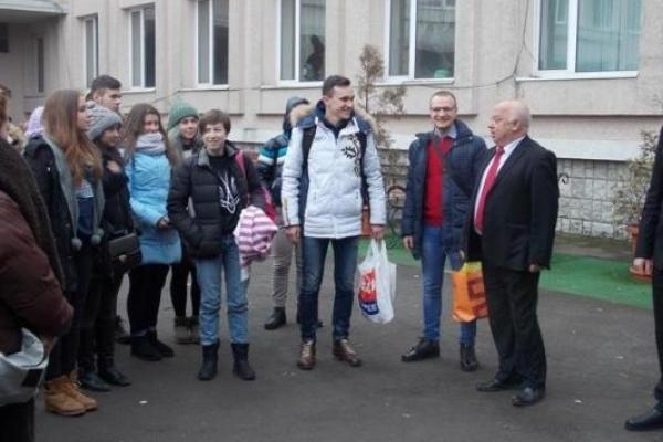На Володимиреччину завітали студенти Української Академії Лідерства