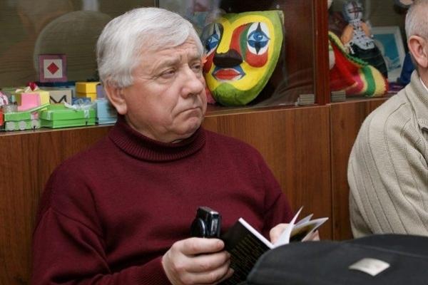 Рівненський пересмішник Юрій Береза: «Лірика має брати читача за серце, а гумор – за печінку…»