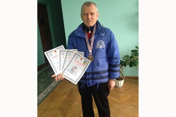 Костопільський плавець здобув перемогу на всеукраїнському турнірі