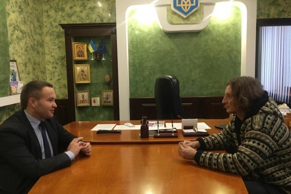 Олександр Корнійчук: «Люди мають виходити від депутата з посмішкою на обличчі і не боятися приходити іще»