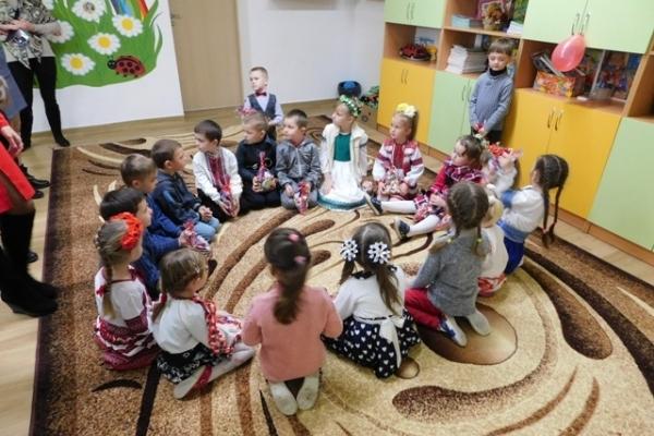 На Рівненщині 65 дошкільнят підуть у садочки (Фото)