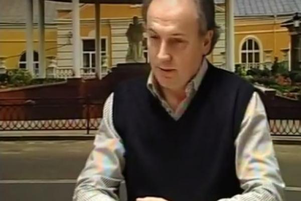 Українських композиторів знає увесь світ, - Олександр Одинець