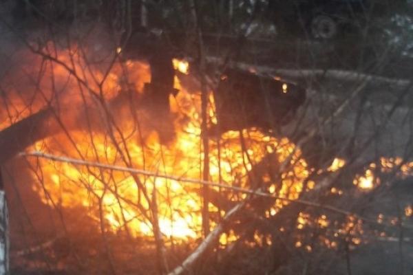 Розбірки між старателями: за «лівак» спалили помпу