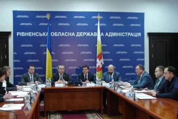 Рівненщина отримає у новому році понад 200 млн. грн. на розвиток регіону