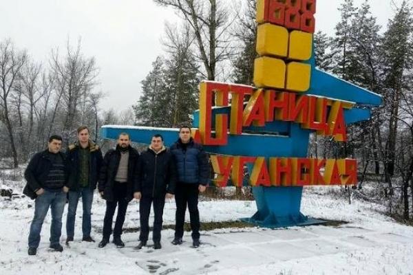 Дубно-Станиця Луганська: укладено угоду про співпрацю (Фото)