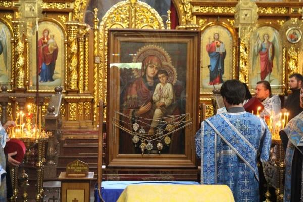 Святогірська ікона Пресвятої Богородиці прибуде не Рівненщину (Фото)