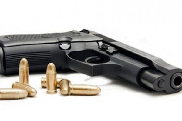 На Рівненщині правоохоронці  вилучили пістолет та наркотики