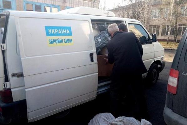 Голова Рокитнівської РДА поїхав в зону АТО