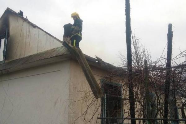 На Рівненщині під час пожежі згорів чоловік (Фото)