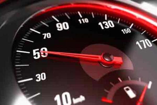 З 1 січня рівненські водії повинні їздити з обмеженою швидкістю