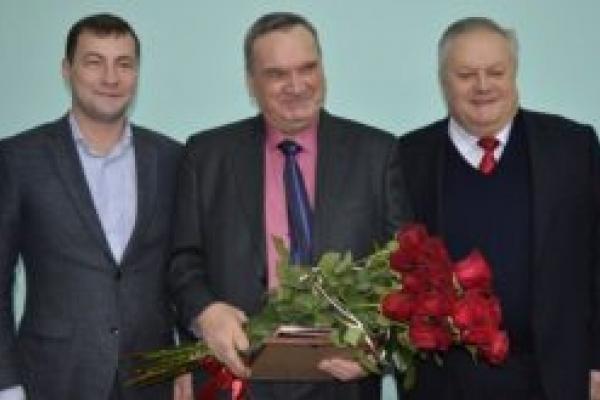 Інженер «Рівнеоблводоканалу» отримав нагороду