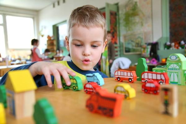 В одному з районів на Рівненщині черга до дитсадка зменшилася