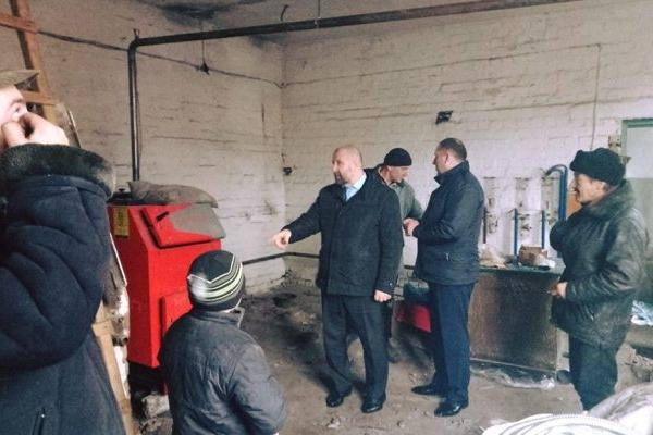 У Рокитнівському районі інспектують будівництво (Фото)
