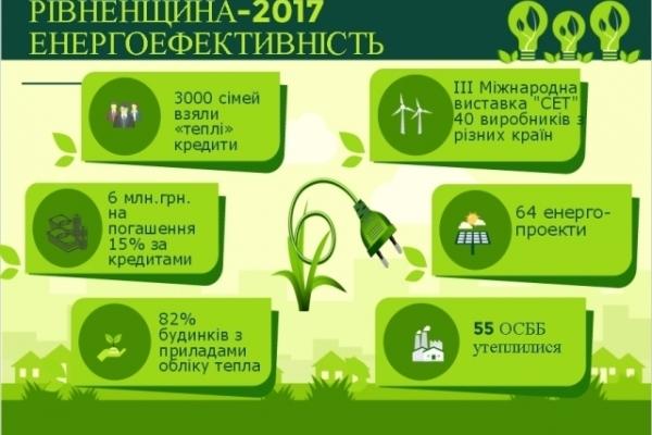 Яка галузь на Рівненщині лідирує за підсумками 2017 року?