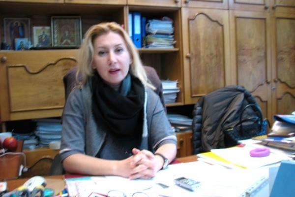 Олена Нездюр: «Всі труднощі ми здолаємо. Головне, щоб нам не заважали».