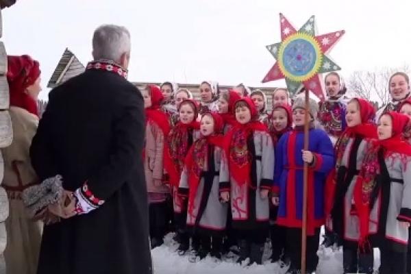 Рівненська музична спілка вітає з Різдвом Христовим! (Відео)