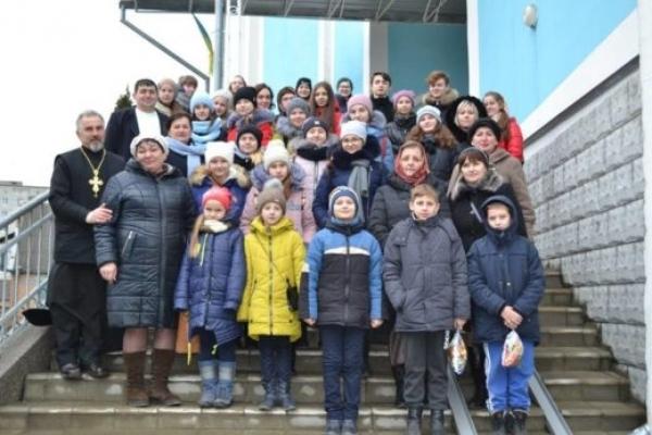 Діти з Волновахи проводять різдвяні канікули на Здолбунівщині