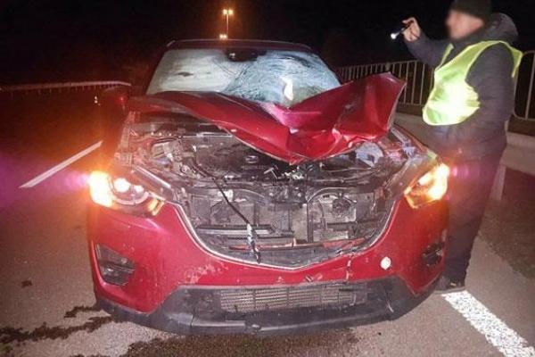 У ДТП на Рівненщині загинув пішохід (Фото)
