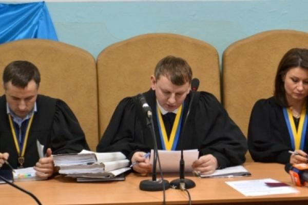 На Рівненщині судді заявили про тиск