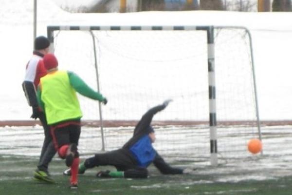 У Здолбунові відбудуться фінальні футбольні матчі 22-ого зимового чемпіонату з міні-футболу