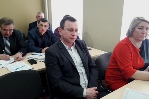 Представників громад Рівненщини вчили, як реформувати первинну ланку медицини