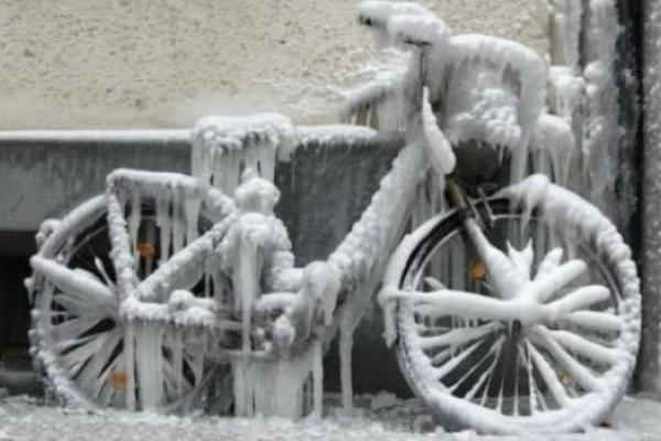 Рівнян попереджають про сильні морози