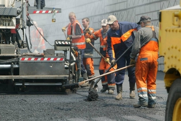 «Укравтодор» відремонтує дороги, серед яких  Рівне – Луцьк та інші