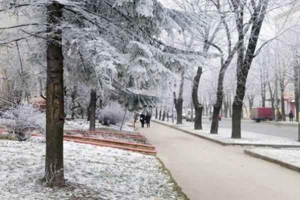 Sinoptik: Погода в Рівному та Рівненській області на вівторок, 16 січня