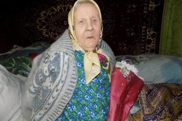 На Рівненщині вітали 100-літню матір-героїню (Фото)