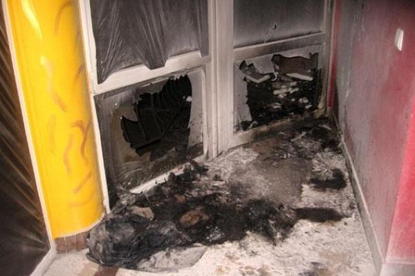 Причину пожежі на вулиці Ювілейна у Рівному розслідує поліція (Фото)