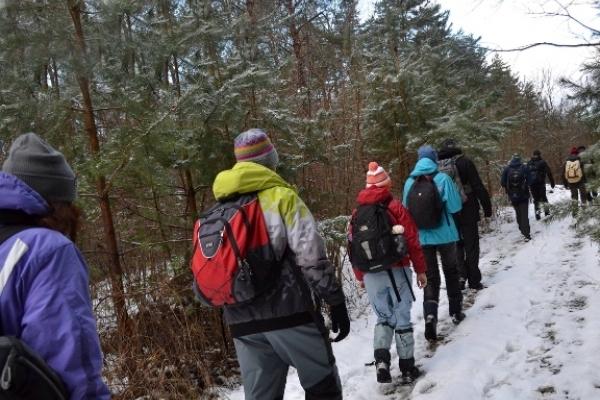 Для туристів-мандрівників із Млинова «Карпати» –  не за тридев'ять земель, а за три поля навпростець