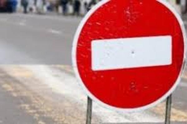 Пoблизу Рівного перекрили дорогу міжнaродного знaчення «Київ-Чoп»