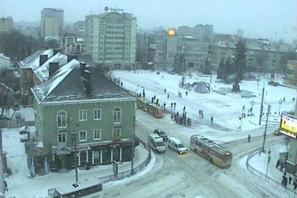 Sinoptik: Погода в Рівному та Рівненській області на четвер, 18 січня