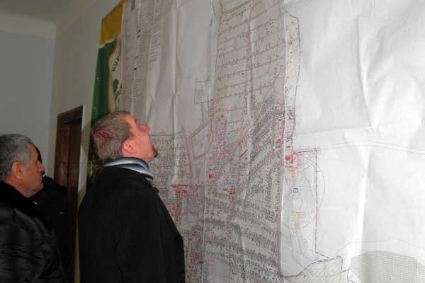 У Володимирці було презентовано оновлення генерального плану селища