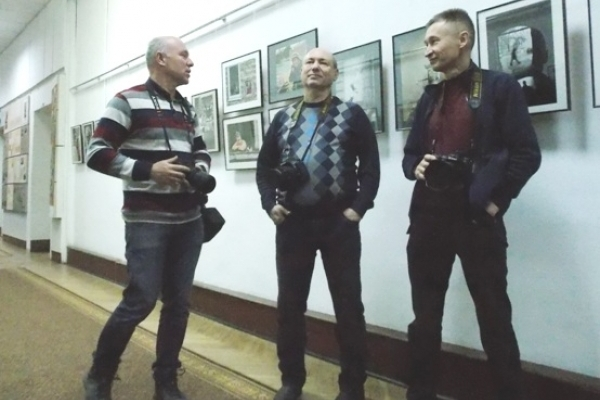 У Рівному одесити представили фотовиставку «Одеса-Стамбул: два погляди»