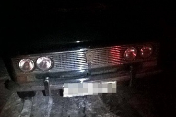 Без прав та напідпитку: на Рівненщині патрульні зупинили неповнолітнього водія (Фото)